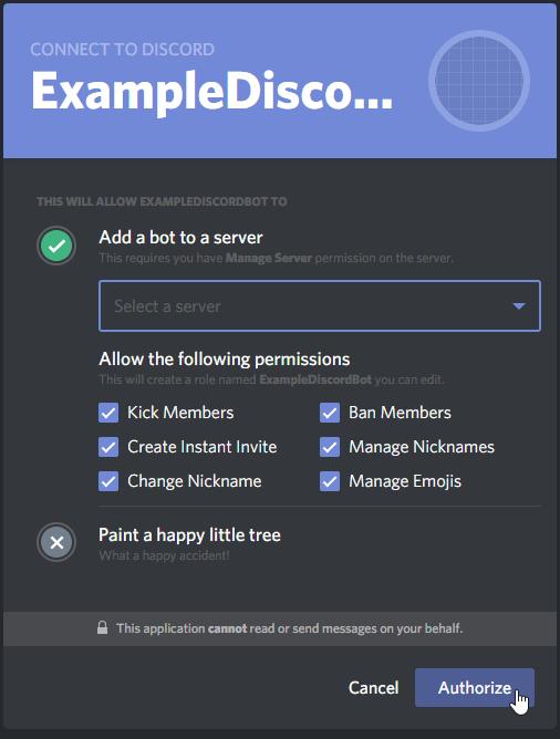 Start making a bot | Discord Net Documentation